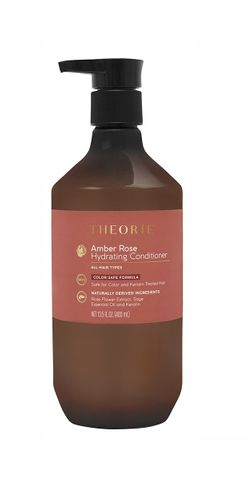 Theorie Amber Rose Shampoo 400ml