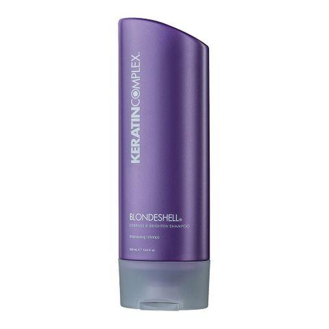Keratin Complex Blonde Shampoo 400ml
