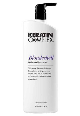 Keratin Complex Blondeshell Shampoo 1L