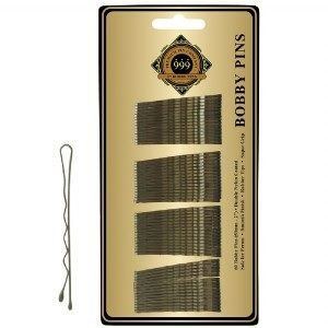 999 Bobby Pins Bronze 2 inch 60 Card