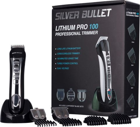Silver Bullet Lithium 100 Pro Trimmer