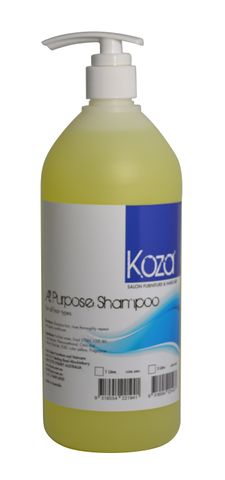 Koza All Purpose Shampoo 1L