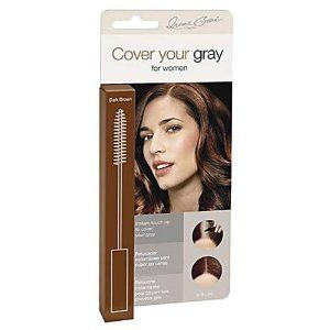 Gari Cover Your Grey Mascara Dark Brown 800038