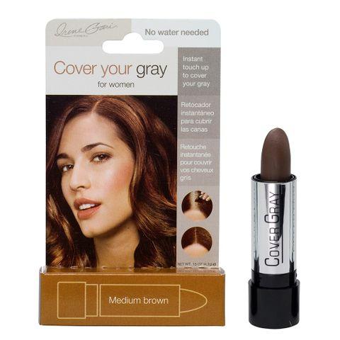 Gari Cover Your Grey Medium Brown