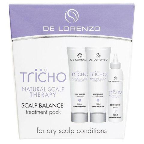 De Lorenzo Tricho Scalp Balance Pack