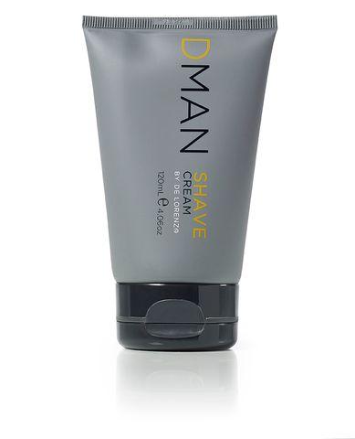 De Lorenzo DMAN Shaving Cream 120ml