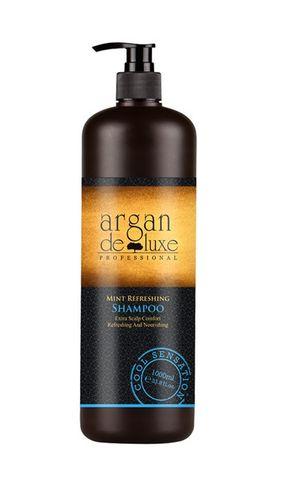 Argan De Luxe Mint Refreshing Shampoo 1L