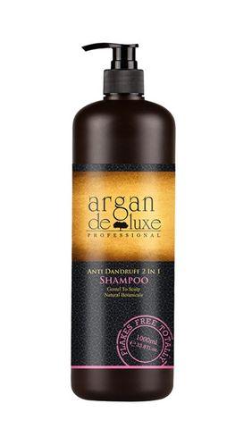 Argan De Luxe Anti-Dandruf 2 in 1 1L