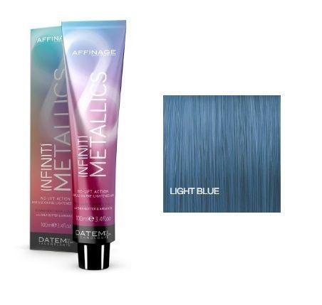 ASP Kitoko Metallics Light Blue 100ml