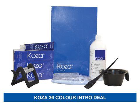 Koza Colour 36 Colours Fixed Intro Deal