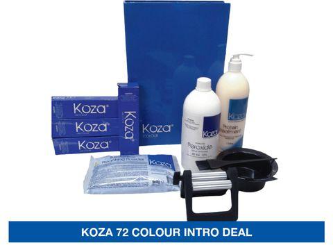 Koza Colour 72 Colours Fixed Intro Deal