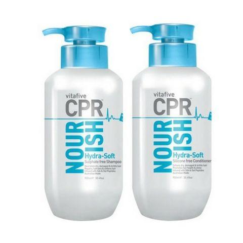 Vita 5 CPR Nourish Shampoo and Conditioner Duo 900ml
