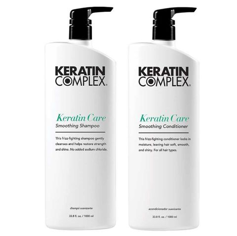 Keratin Complex Care 1L Shampoo & Conditioner DUO