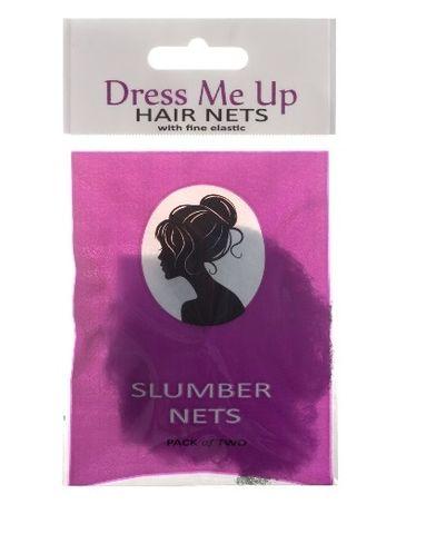 Dress Me Up Slumber Net Grey 2pk