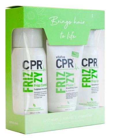 Vita 5 CPR Frizzy Trio Pack