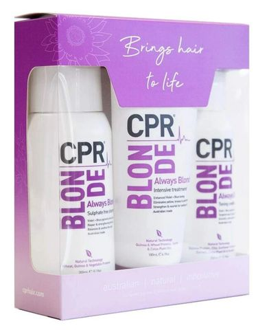 Vita 5 CPR Blonde Trio Pack