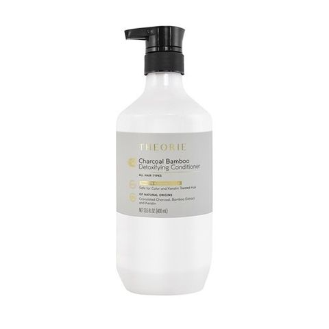 Theorie Charcoal & Bamboo Cond 400ml
