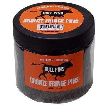 Bull Fringe Pins Bronze 45mm 150gm