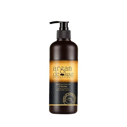 Argan De Luxe Keratin Leave In Cream 240