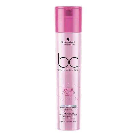 BC ph 4.5 Color Freeze Silver Shampoo 250ml
