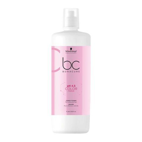 BC ph 4.5 Color Freeze Silver Shampoo 1L