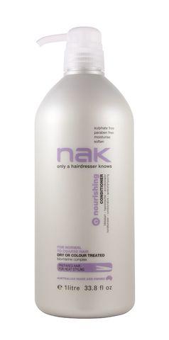 NAK Nourish Conditioner 1L