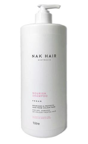 NAK Nourish Shampoo 1L