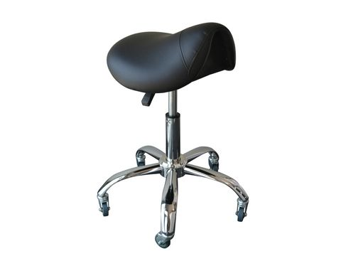 Koza Saddle Stool Black 3330