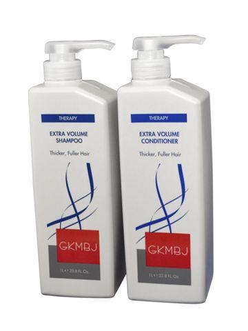 GKMBJ Extra Volume Shampoo & Conditioner Duo 1L