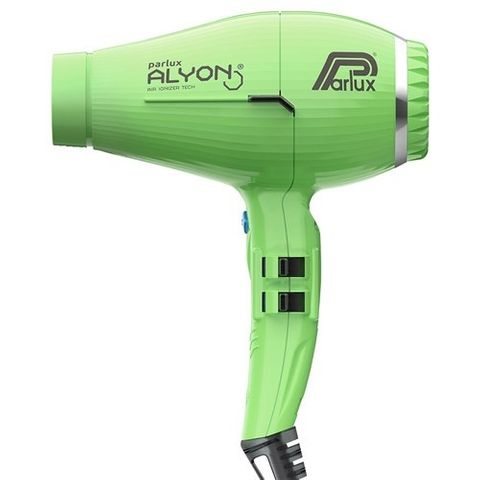 Parlux Alyon Dryer with Air Ionizer Technology - Green