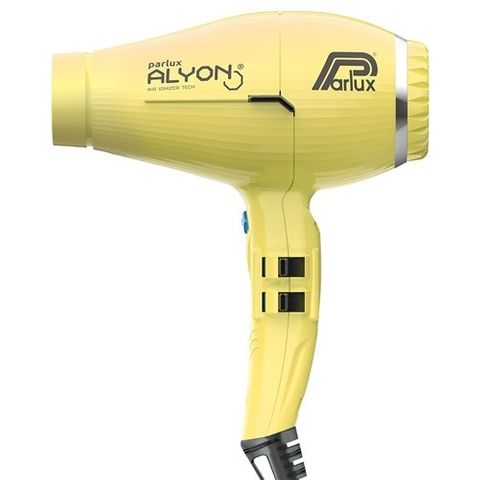 Parlux Alyon Dryer with Air Ionizer Technology - Yellow