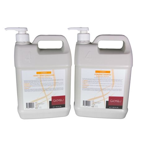 GKMBJ Hydrating Spoo & Cond Duo 4L