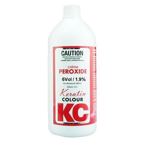 Keratin Colour Peroxide 990ml 6 Vol - 1.90%