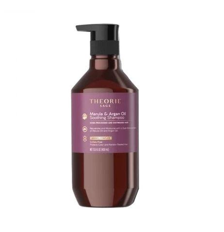Theorie Marula & Argan Shampoo 400ml
