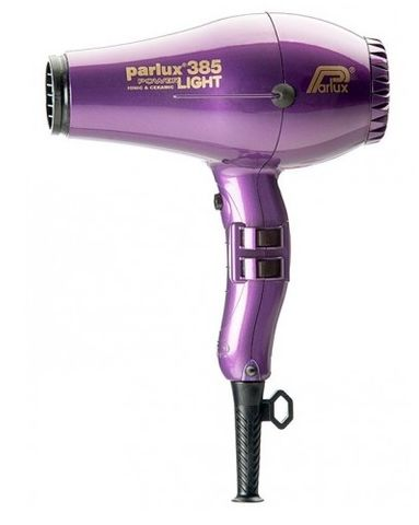 Parlux 385 Powerlight Dryer - Violet