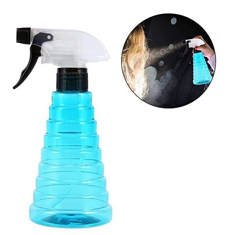Koza A0022 Plastic Water Spray Bottle Blue 500ml