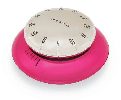 Colour Me Timer - Silver & Pink