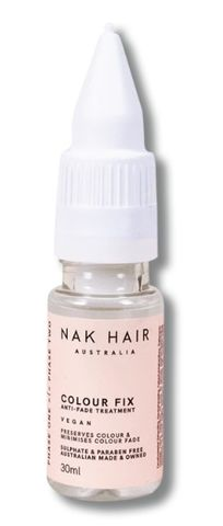 NAK Colour Fix Anti-Fade Treatment 30ml