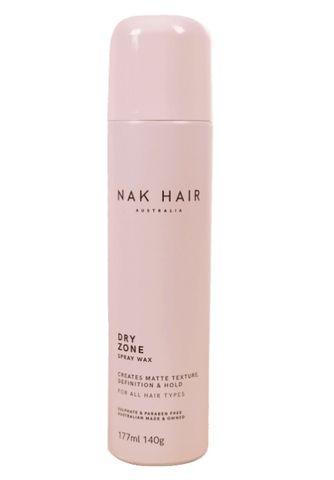 Nak Dry Zone Spray Wax 140g