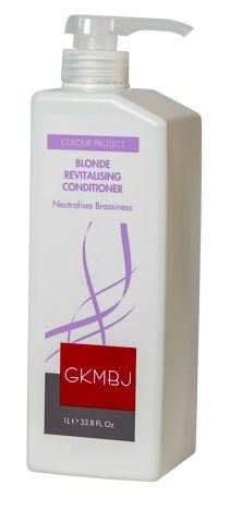 GKMBJ Blonde Revitalising Conditioner 1L