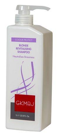 GKMBJ Blonde Revitalising Shampoo 1L