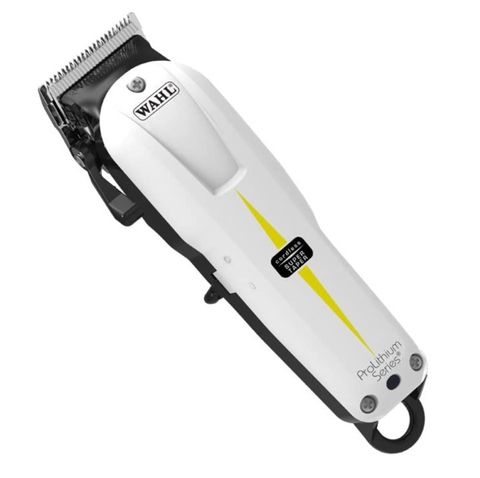 Wahl Cordless Super Taper Clipper White