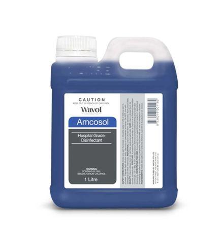 Wavol Amcosol Disinfectant 1L
