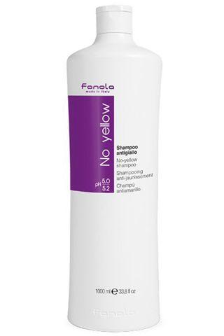 Fanola No Yellow Shampoo 1L - Australian Stock and Seller