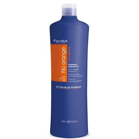 Fanola No Orange Shampoo 1L - Australian Stock and Seller