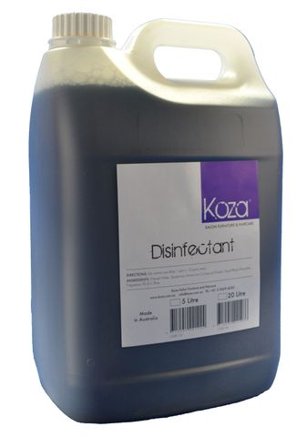 Koza Basin Disinfectant 5L