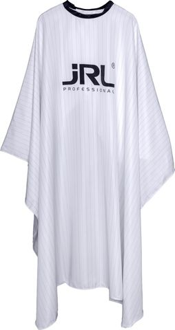 JRL Classic Cutting Cape White in Polybag
