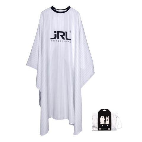 JRL White Mens Classic Cutting Cape Hangsell