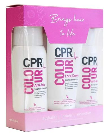 Vita 5 CPR Colour Trio Pack