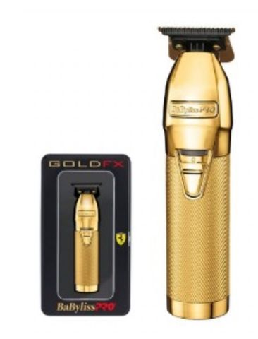 Babyliss PRO GoldFX Skeleton Lithium Hair Trimmer